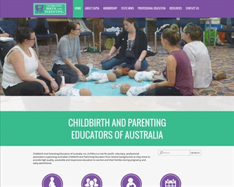 Childbirth & Parenting Educators Australia