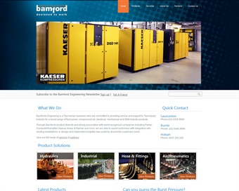 HM Bamford Engineering